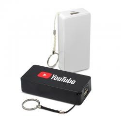 Carregador Power Bank para Brinde Corporativo