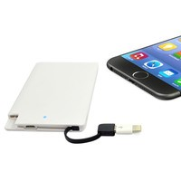Carregador Power Bank Slim PRomocional
