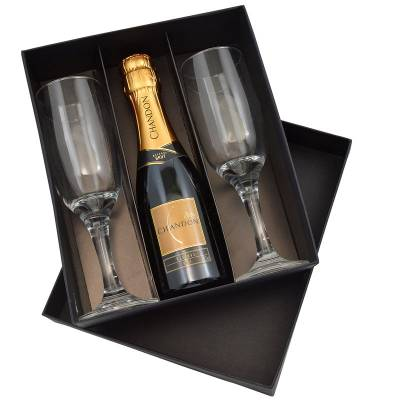 Kit Chandon Baby + 2 taças Personalizado